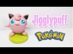 Pokémon Go Jigglypuff Figurine polymer clay tutorial