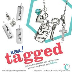 Looking for something other than lockets?  Get tagged!