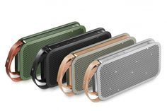 B&O Play has added new features to their BeoPlay A2 and Beolit 15 Bluetooth speakers.