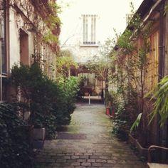 Paris, Parmentier.