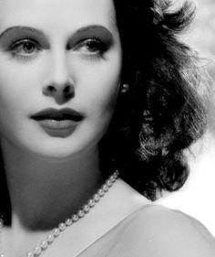 Hedy Lamarr, 1941.
