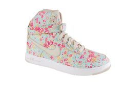 Nike Dunks Liberty Fabric
