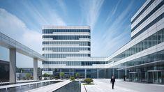 Data Center of China Life Insurance , Shanghai, 2015 - gmp Architekten