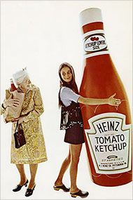 An Icon, Despite Itself - NYTimes.com (On why the glass Heinz ketchup bottle is an icon despite breaking the #1 rule of good design)