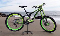 Okay..so about this mountain bike...this. Is. Perfection in every single way.