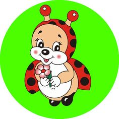 Pictures To Draw, Baby Love, Decoupage, Hello Kitty, Cartoon, Ladybugs, Drawings, Funny, Fictional Characters