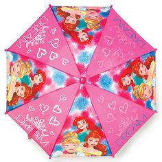 Disney® Princess Color Changing Umbrella.  Rain or shine! This princess umbrella changes color in the rain. Avon Living. NEW & NOW! Regularly $16.99.  Shop online with FREE shipping with any $40 online Avon purchase.  #CJTeam #Avon #Style #Kids #AvonKids #BackToSchool #Disney #Princess #New #Elsa Shop Avon kids online @ www.thecjteam.com.