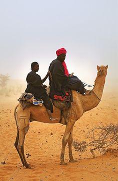 Two Seater Camel . Burkina Faso