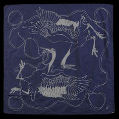 UNIONMADE - Grei - Tancho Bandana in Midnight - must have