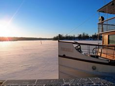 Upea talvipäivä Savonlinnassa - Parasta Itä-Suomessa