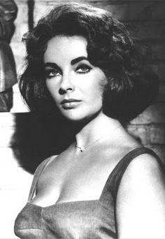 Elizabeth Taylor what can one say ... but wow!