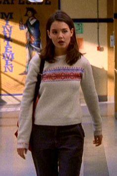 Joey Dawson's Creek, Dawson Creek, Nineties Fashion, Fashion Tv, Early 2000s Tv Shows, Joey Potter, 90s Movies, Friend Outfits, Katie Holmes