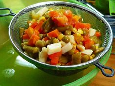 Veg-All Casserole Recipe : Taste of Southern Veg All Casserole, Casserole Recipes, Cream Of Celery Soup, Cream Of Chicken Soup, Yummy Recipes, Great Recipes, Yummy Food, All Vegetables, Veggies