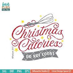 Christmas Calories D