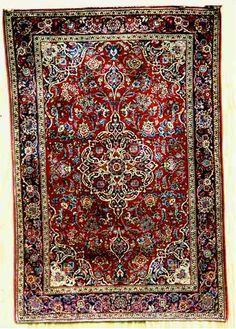 Persian! Hard Wood Floors and Radiant Heating or not... if I can I am going to have dozens of these around the house! LOVE EM'