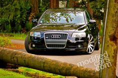 Modified Audi A6 2009 Picture