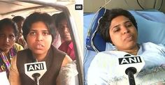 Trupti desai Attacked and Hospitalised