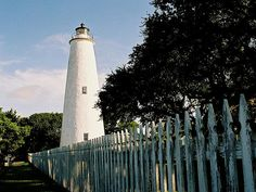 Ocracoke Island lighthouse by James Jordan, via Flickr
