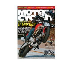 ValueMags: #Complimentary 1 Year #Subscription to #Motorcyclist #Magazine