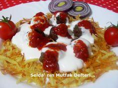 Selda' nın Mutfak Defteri...: ANA YEMEKLER