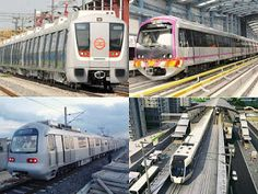 smartcity: Upcoming metro rail projects in india