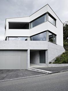 Single-Family House | Oberlunkhofen, Switzerland | idA | photo © Markus Bertschi