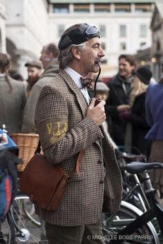 Rugby Ralph Lauren Tweed Run