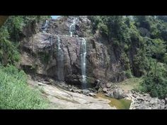 This is the Ramboda falls in Sri Lanka, on the road from Kandy to Nuwara Eliya Beauty Around The World, Around The Worlds, Amazing Places, Sri Lanka, The Good Place, Waterfall, Landscape, Awesome, Outdoor
