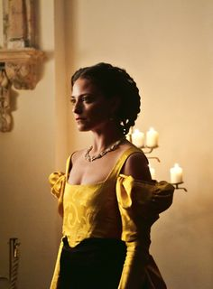 Lara Pulver as Clarice Orsini in Da Vinci's Demons