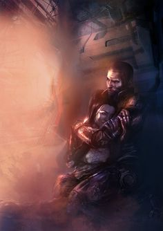The only relationship from the games that didn't make me want to stab myself.