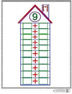 Resultado de imagen de princesa besucona Preschool Writing, Math Literacy, Math Classroom, Teaching Math, Numbers For Kids, Math Numbers, Kindergarten Math Worksheets, Math Activities, Montessori Math