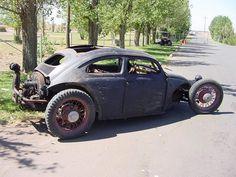 Ratrod German powered (VW Bug)