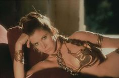 Carrie Fisher in 'Return of the Jedi' - Century Fox/Rex/Shutterstock