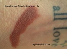 The Lipstick Tag @catforsley #lipstick #swatches