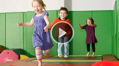 Kidville in Mount Kisco has classes ranging from sports to art for all ages.