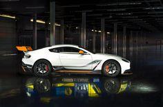 Aston Martin V12 Vantage S GT3