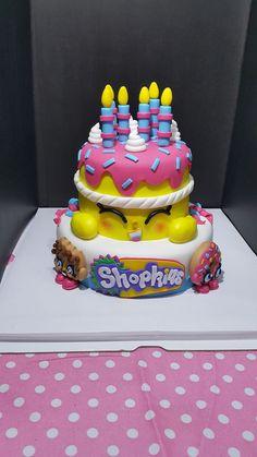 Shopkins Cake shopkins Pinterest Shopkins cake Shopkins