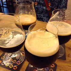 Мы очень любим дегустировать пиво, каждая наша экскурсия непременно сопровождается дегустациями!