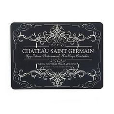 Cushioned Wine Bistro Mat - Caramel, X - Frontgate Wine Bistro, Bistro Kitchen, Kitchen Mat, Kitchen Ideas, Saint Germain, Chateauneuf Du Pape, Breast Cancer Support, Rubber Mat, Types Of Lettering