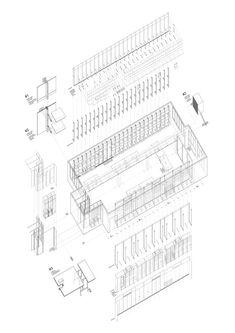 Galería de Co-Working Office / APPAREIL - 15