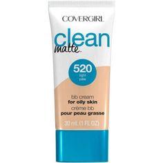 Covergirl Clean Matte BB Cream for Oily Skin, 1 fl oz