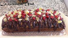 J'adore les cakes ou gâteaux vite fait ou la préparation ne demande rien d'autre que de tout mélanger et voilà y a plus qu'à mettre au four. J'ai trouvé cette recette dans le blog de « La cuisine de Djouza », excellente pour toutes celles qui veulent...