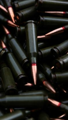 Military Bullet Stack #iPhone #5s #wallpaper