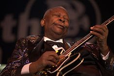 Riley B. King (September 16, 1925 – May 14, 2015), known by his stage name B.B. King, was an American blues singer, songwriter and guitarist.