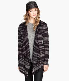 H&M Hooded Cardigan $24.95