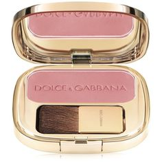 Dolce & Gabbana Luminous Cheek Colour Blush ($47) ❤ liked on Polyvore featuring beauty products, makeup, cheek makeup, blush, peach, peach blush and dolce&gabbana