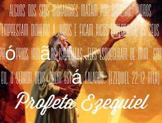 Ezequiel 22:12 fala sobre #JurosAbusivos