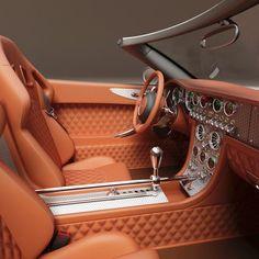 2011 Spyker C8 Aileron Spyder model 2010 wallpaper 2 grey orange brown