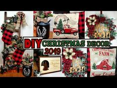 Today I will be showing you how I DIY this easy Christmas decor for your home on a budget! Diy Christmas Baskets, Diy Christmas Decorations Easy, Christmas Home, Christmas Crafts, Christmas Ideas, Rustic Christmas, Diy Gifts For Mothers, Diy Projects For Men, Diy Rustic Decor
