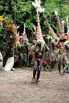 Malakula Island, Vanuatu - not too far from Australia. Would love to visit.